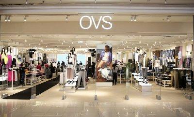 OVS ชวนอัพลุคอิตาเลียนสไตล์ สุดชิคในราคากันเอง พร้อมเปิดแฟล็กชิพ สโตร์ ที่เมกาบางนา