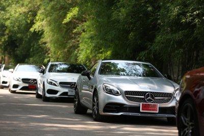 """ฉลองครบปีที่ 6 ลอฟฟีเซียล ไทยแลนด์ """"Mercedes-Benz Presents L'Officiel Fashion Destination 2018"""""""