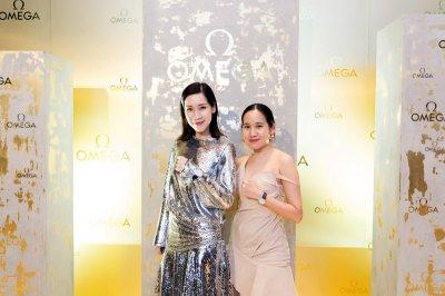 """OMEGA TRESOR COLLECTION"" เปิดตัวคอลเลคชั่นสำหรับสุภาพสตรี ครั้งแรกในไทย"