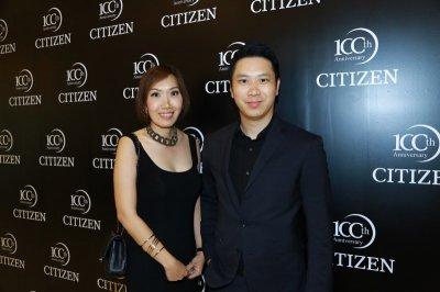 """ศรีทองพาณิชย์ จัดงาน """"CITIZEN 100th Anniversary Celebrating a Century of CITIZEN"""""""