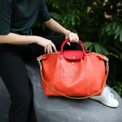 LONGCHAMP เปิดประสบการณ์คนรักกระเป๋า DIY ดีไซน์เก๋Le Pliage Personalized ที่คุณต้องหลงรัก