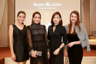"""""""MAURICE LACROIX"""" เปิดแคมเปญ """"CHASE YOUR WATCH"""" พร้อม Aikon Automatic Chronograph"""