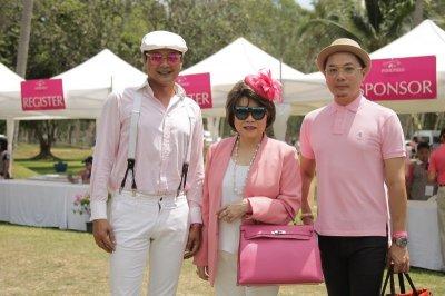 จัดเต็มกับการรวมพลังสีชมพูครั้งยิ่งใหญ่ ควีนส์ คัพ พิงค์ โปโล 2018 สู้ภัยมะเร็งเต้านม