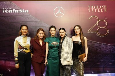"Thailand Tatler 28th Anniversary ""Bohemian Rhapsody: A Night Of Glam Rock"""