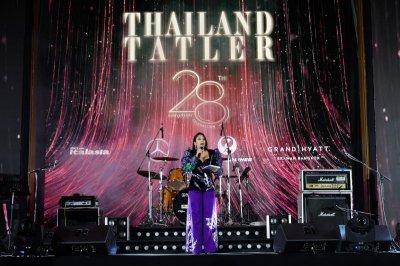 "Thailand Tatler 28th Anniversary ""Bohemian Rhapsody: A Night Of Glam Rock"""