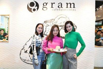 สิ้นสุดการรอคอย Gram Pancakes (แกรม แพนเค้ก) พร้อมเสิร์ฟความอร่อยส่งตรงถึงมือคนไทย