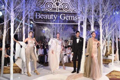 "Beauty Gems เผยโฉม ""Snow Queen"" ในงาน The Fairy Tale Night of Dream Come True"