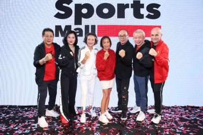 """SPORTS MALL พลิกโฉมใหม่สู่""""THE HEART OF GLOBAL FLAGSHIP STORES  FOR SPORT LIFESTYLE"""""""
