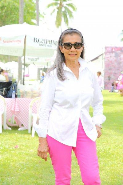 รวมพลังสีชมพูจากผู้หญิง ช่วยเหลือผู้ป่วยมะเร็งเต้านม Queen's Cup Pink Polo 2017