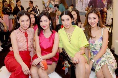 """ฉลองเปิด """"บูติก AIGNER"""" ที่แรกในไทย """"เคน & เอสเธอร์"""" เปิดโชว์คอลฯ ล่าสุดจากมิลาน #AIGNERLOVE"""