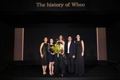 The history of Whoo เปิดตัวรุ่นลิมิเต็ด เอดิชั่นสุดอลังการ Whoo Royal Heritage Museum