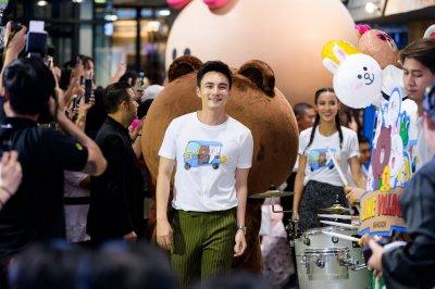 LINE VILLAGE BANGKOK เดอะ ดิจิตอล แอดเวนเจอร์  สวนสนุกในร่มแห่งแรกของโลกไลน์เฟรนด์
