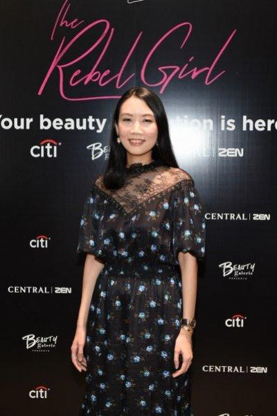 """""""ห้างเซ็นทรัล"""" นำเทรนด์ความงาม """"Beauty Galerie Presents Central   ZEN The Rebel Girl"""""""