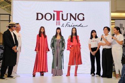 """'นักออกแบบ' จับมือ 'ช่างฝีมือดอยตุง' สร้างสรรค์ """"DoiTung and Friends 2017"""" ตามรอยสมเด็จย่า"""