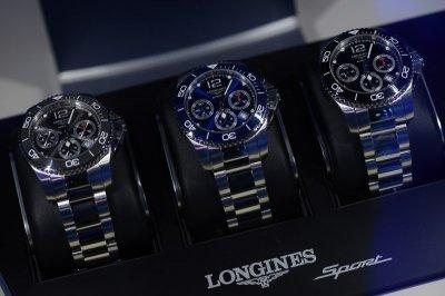 "Longines เผยโฉม HydroConquest แรงบันดาลใจจากกีฬาทางน้ำ พร้อม Friend of Longines ""มาริโอ้ เมาเร่อ"""