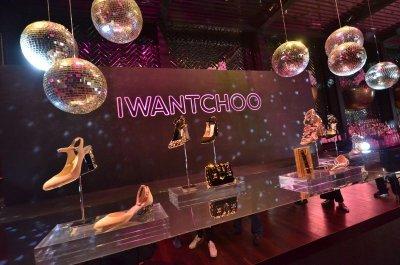Jimmy Choo I WANT CHOO Party อวดโฉมคอลเลกชั่น Cruise 2018 ในธีม Disco Glam