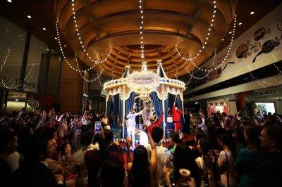 """GAYSORN CHRISTMAS VILLAGE"" The Spirit of Giving เฉลิมฉลองความสุขส่งท้ายปีกับเกษรวิลเลจ"