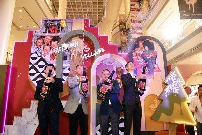 GAYSORN XMAS VILLAGE 2019 อัพเลเวลความสนุกให้สุขล้นกลางกรุงที่เกษรวิลเลจ