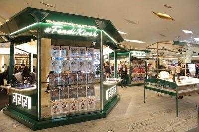 FENDI KIOSK เดินทางมาถึงเมืองไทยเป็นครั้งแรก จัดงานสนุกสไตล์อิตาเลียน