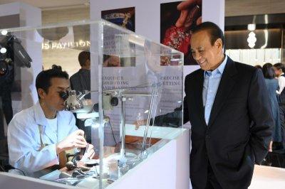 """Gems Pavilion เปิด The Iconic Boutique พร้อมนิทรรศการ """"The Iconic of Gems by Gems Pavilion"""""""