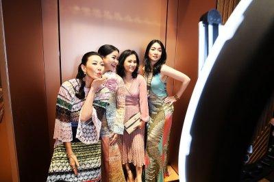 มิสโซนิ (Missoni) แบรนด์แฟชั่นไฮเอนด์ระดับโลก  เอาใจสาวกลายพรินต์ เปิดตัวแฟล็กชิพบูติกแห่งแรกในไทย