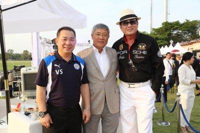 น้องมะลิ – พาขวัญ สหวงษ์ ร่วมงาน THAILAND POLO GOLD CUP ของ สมาคมกีฬาขี่ม้าโปโลแห่งประเทศไทย