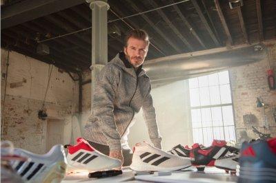 รองเท้าฟุตบอล ADIDAS X DAVID BECKHAM  แคปซูลคอลเลคชั่น ที่ออกแบบโดยเดวิด เบ็คแฮม