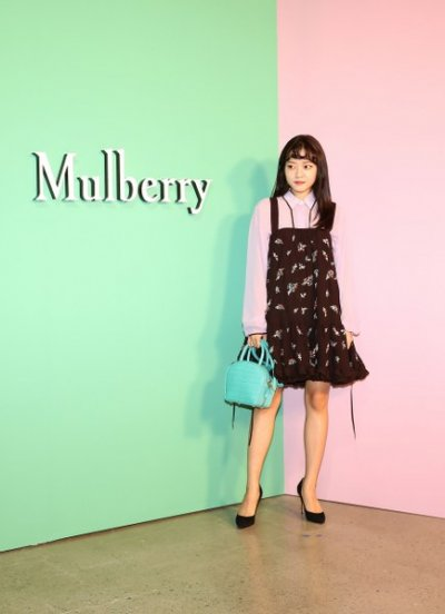 Mulberry launched Eccentric Sensibility celebrating the Autumn Winter '18 collection