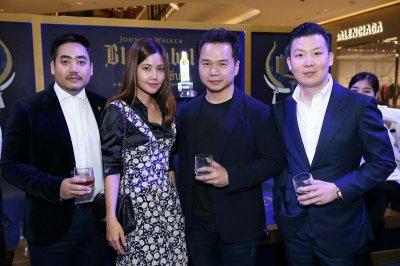 "Johnnie Walker ฉลองความสัมพันธ์เคียงคู่ไทยร่วมศตวรรษ พร้อมเปิดตัว ""Johnnie Walker Blue Label Bangkok Edition"""