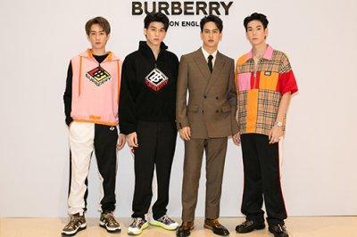 Burberry เปิดตัว บูติก สโตร์ คอนเซ็ปต์ใหม่ โดย Riccardo Tisci ครั้งแรกในเอเชียตะวันออกเฉียงใต้