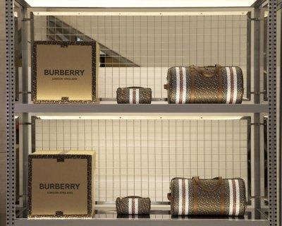 Burberry เปิดตัว คอลเล็กชั่นใหม่ Monogram collection ที่ Layer 57 ย่าน ซองซูดง (Sungsu-Dong) ณ กรุง โซล