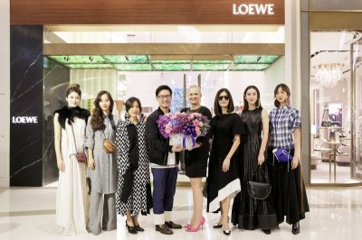 CASA LOEWE บูติกโฉมใหม่ แห่งแรกในไทย พร้อม FW18 RUNWAY COLLECTION ณ สยามพารากอน