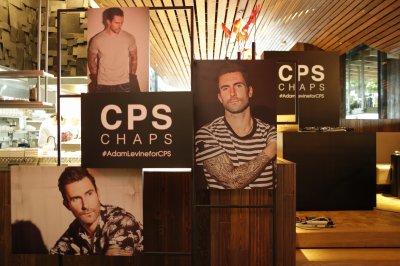CPS CHAPS เปิดตัว Spring/Summer 2017 Collection ด้วย Adam Levine
