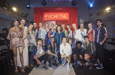 "PICHITA SUMMER CAPSULE 2018 COLLECTION   ""1980, WHERE IT ALL BEGAN…'"""
