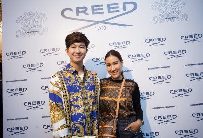 Creed บูติคแรกและบูติคเดียวในเอเชีย ที่ห้างสรรพสินค้าดิเอมควอเทียร์ กรุงเทพ