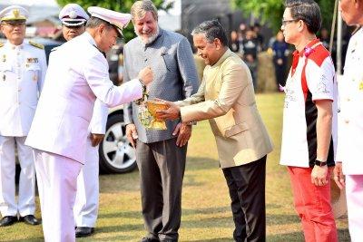 กลุ่มโรงแรม Anantara จัดงานการแข่งขันโปโลช้างชิงถ้วยพระราชทานสมเด็จพระเจ้าอยู่หัว ครั้งที่ 16