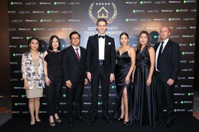 Dot Property Thailand 2018 มอบรางวัลให้ บริษัทอสังหาริมทรัพย์ที่ดีที่สุดถึง 24 แห่ง