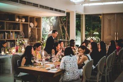 Roger Vivier ร่วมกับ เดอะมอลล์ กรุ๊ป จัดดินเนอร์สุดเอ็กซ์คลูซีฟ 'Women's Power Dinner'