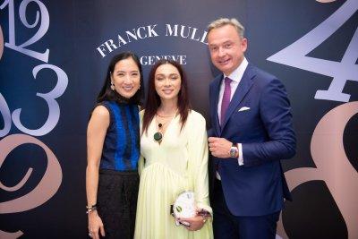FRANCK MULLER เชิญชวนคนรักนาฬิกาสู่งานนิทรรศการ MY FRANCK MULLER ณ สยามพารากอน