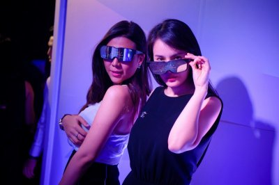 HUBLOT ปิดห้อง The Crystal Box จัดปาร์ตี้ Sapphire Night ต้อนรับวีไอพีในบรรยากาศเอ็กซ์คลูซีฟคลับ