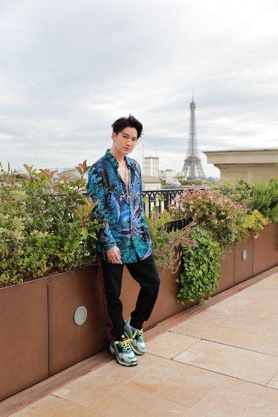 Jean Paul Gaultier เปิดไพรเวท สตูดิโอ ให้วีไอพีไทย หลังดินเนอร์หรู ที่โรงแรมเพนนินซูล่า ปารีส