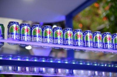 Heineken® 0.0 เครื่องดื่มมอลต์ไม่มีแอลกอฮอล์ พร้อมสัมผัส Heineken® 0.0 Barcade บาร์รูปแบบใหม่