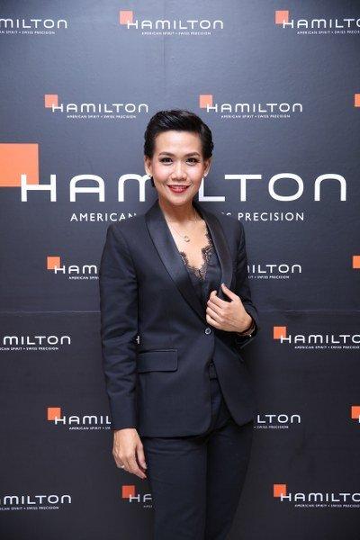"""แฮมิลตัน (HAMILTON) ฉลอง 100 ปี ในงาน """"HAMILTON 100 Years of Timing the Skies"""""""