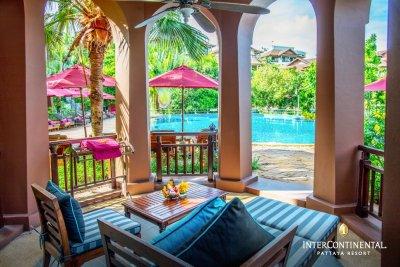 โรงแรม InterContinental Pattaya Resort นำเสนอ คลับ อินเตอร์คอนติเนนตัล Sawasdee Package