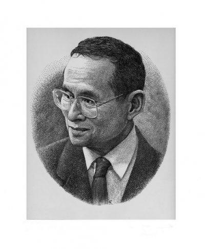 """นิทรรศการศิลปะ The """"Wisdom of The Great King Bhumibol"""" ที่โรงแรม Anantara Siam กรุงเทพ"""
