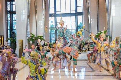 """โรงแรมสยามเคมปินสกี้ กรุงเทพฯ เฉลิมฉลองครบรอบ 8 ปีแห่งความสำเร็จ เตรียมการแสดงนาฏศิลป์ไทย """"โขน"""""""