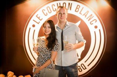 Le Cochon Blanc Grand Opening Party (เลอ โคชอง บล็อง) สุขุมวิท 31