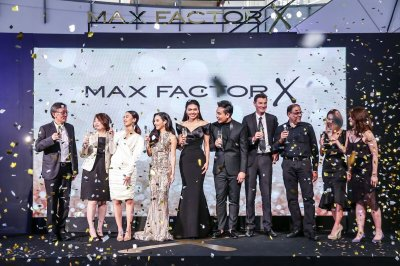 Max Factor คอสเมติกแบรนด์จากแอลเอ เตรียมพาสาวไทยเจิดจรัสสู่ความงามฉบับฮอลลิวูด