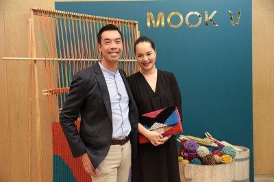 มารู้จัก MookV กระเป๋าดีไซน์อาร์ต จาก เพลินจันทร์  วิญญรัตน์ ความลงตัวของศิลปะ งานทอ และแฟชั่น