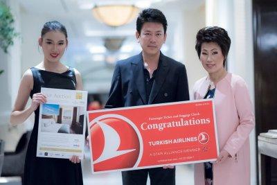 โรงแรมอนันตรา สยาม กรุงเทพ มอบรายได้จากเทศกาล เวิลด์ กูร์เมต์ เฟสติวัล ครั้งที่ 19 สบทบทุนเพื่อการกุศล